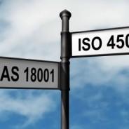Pubblicata la nuova Iso 45001